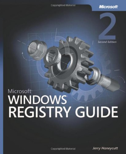 Microsoft  Windows  Registry Guide, Second Edition (Pro One Offs)
