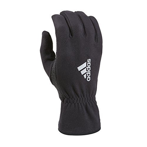 adidas Damen Comfort Fleece 3.0 Handschuhe, Schwarz, Größe S