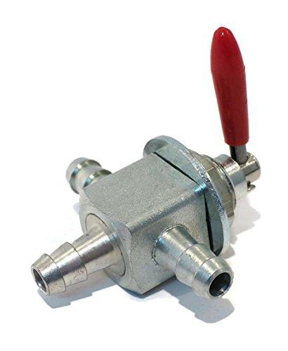 Anihoslen UGEIO16250798719870 - Válvula de desconexión de Combustible para cortacésped Hustler 745-059