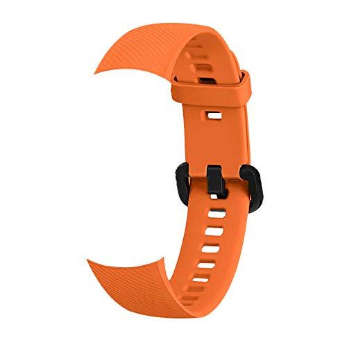 Docooler siliconen armband voor Honor Band 5 zachte band vervanging