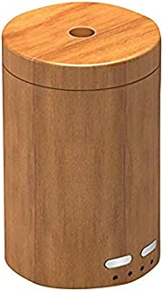 Color Changing Bamboo Essential Oil Ultrasonic Diffuser