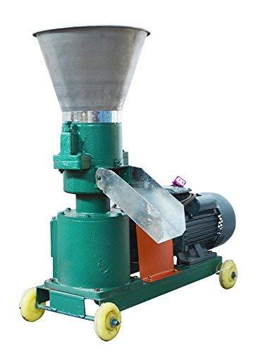 2mm 3KW Farm Animal Pellet Mill Chicken Feed Pellet Duck Mill Machine 220V 239398