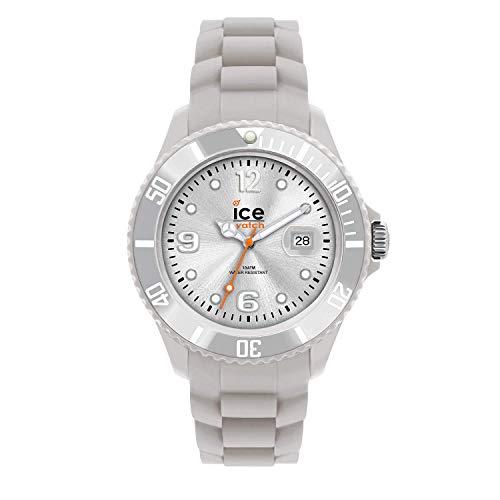 Ice-Watch Armbanduhr Sili-Forever Unisex Grau SI.SR.U.S.09