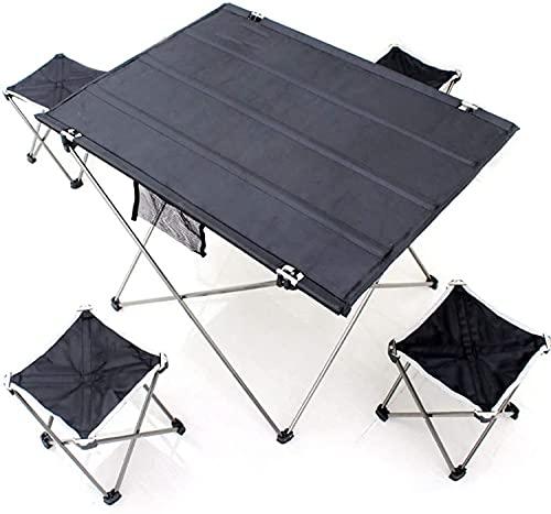 JDJFDKSFH Pesca Plegable de 1 plazas/Silla de Camping con Soporte de Taza y Bolsa de Transporte Silla de Camping Plegable Acolchada para Uso Pesado a 80 kg (tamaño: m)