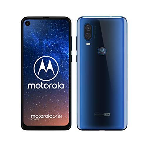 "Motorola moto one vision, 6.3"" CinemaVision FHD+ display, 48Mp sensor..."