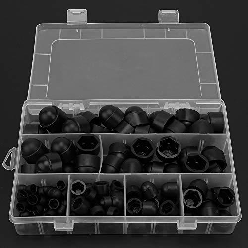 145 Stück Bolzenmutter Set Schutzkappe Gummi für die Industrieproduktion