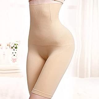 LIFANG Waist Trainer Women Shapewear Tummy Control Panties Slimming Underwear Body ShaperButt Lifter ModelingStrap high Waist Girdle (Color : Beige, Size : 4XL)