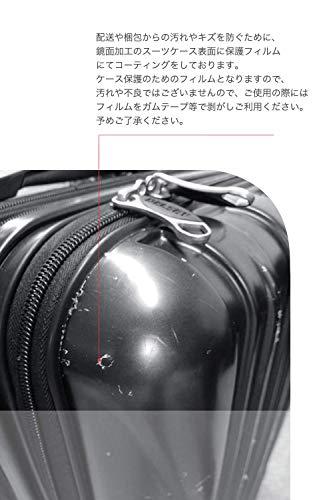 DELSEYデルセースーツケース機内持ち込みフロントオープン拡張可能heliumaeroキャリーケースsサイズ小型ハードキャリーケースキャリーバッグ鏡面加工5年国際保証付42+5L&パープル