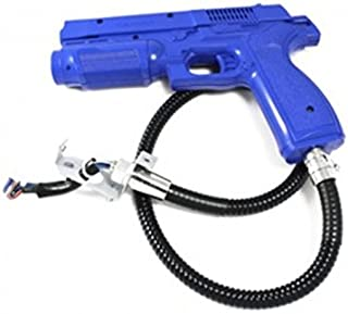 Complete Gun Assembly TI05-11580-01, Blue, for Namco Time Crisis 4