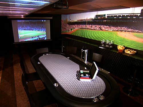 Sports Bar Basement
