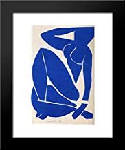 Blue Nude 20x24 Framed Art Print by Matisse, Henri