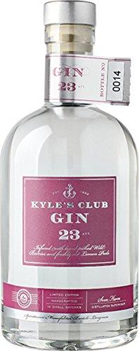 Kyles Club Gin 23 ATT. (1 x 0,70 l) und Alkoholgehalt bis 43%