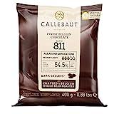 Callebaut Cobertura Chocolate Negra 400g.