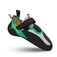 Mad Rock Drone Low Volume Climbing Shoe Green/Black, 8.5 D(M) US