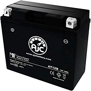 Yamaha FZ6R 600CC Motorcycle Replacement Battery (2005-2015) - This is an AJC Brand Replacement