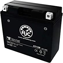 Ducati 1000 GT Sport Classic Motorcycle Replacement Battery (2006-2009) - This is an AJC Brand Replacement