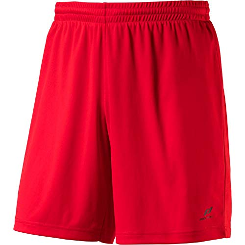 Pro Touch 219402261960 Short Homme, Rouge, FR (Taille Fabricant : XL)