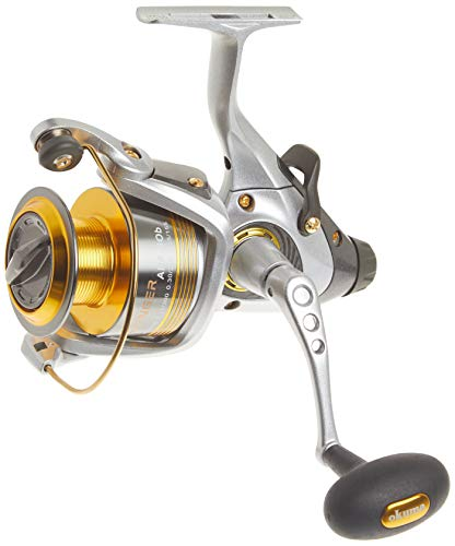 OKUMA FISHING TACKLE Avenger Baitfeeder ABF-40b Graphite Spinning Reel- ABF-40b , 11.3