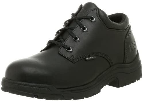 Timberland PRO Men's Titan Safety Toe Oxford,Black,12 W