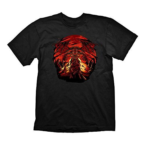 Dark Souls 3 T-Shirt Dragon, Größe L