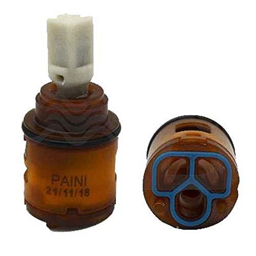Cartuccia per MISCELATORI PAINI Diam 25 Diametro 25 mm