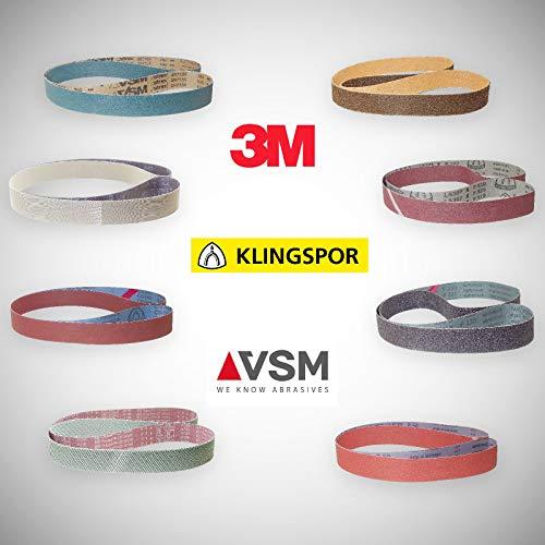 Klingspor LS 307 X Schleifband | 50 x 2000 mm | 1 Stück | Körnung: P60