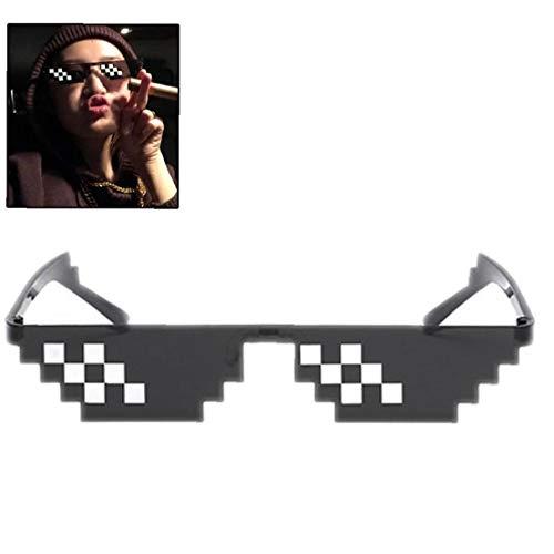 Gafas De Sol Divertidas Juguete Divertido De Los Vidrios