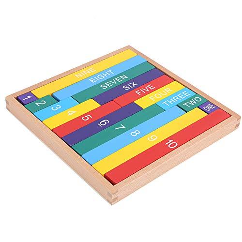 Deryang Juguete matemático, Juguetes matemáticos, Juguetes matemáticos para bebés, para niños Niños