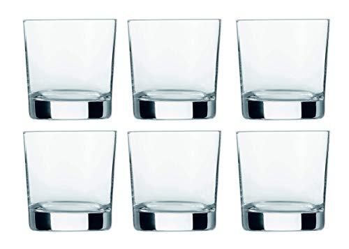Schott Zwiesel 115835 Whiskyglas, Glas, transparent, 6 Einheiten
