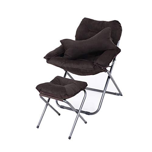 DS-chaise Chaise Pliante-canapé Chaise Multifonction Chaise Longue Multifonction Salon Chaise Pliante dortoir Balcon Ordinateur Chaise && (Couleur : G)