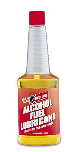 Red Line 41102 Four Cycle Alcohol Fuel Lubricant - 12 oz.