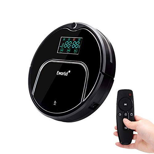 Buy Bargain INSN Self-Charging Robotic Vacuum Cleaner with Multiple Cleaning Modes,Anti-Drop & Colli...