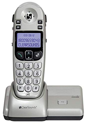 ClearSounds 900MHz Amplified Expandable Cordless Phone (CS-A55)