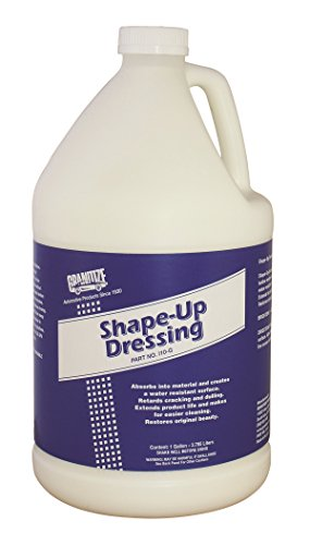Granitize I-10 Auto Shape Up Rubber-Plastic-Vinyl Dressing - 1 Gallon