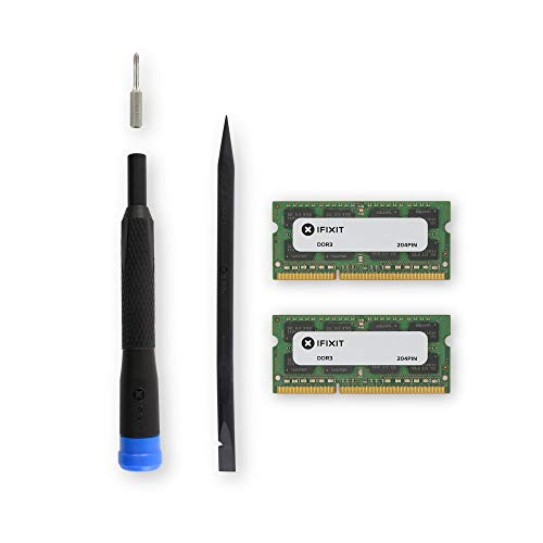 Memory Maxxer RAM Upgrade Kit Compatible with MacBook Pro 15' Unibody Early 2011 - Fix Kit