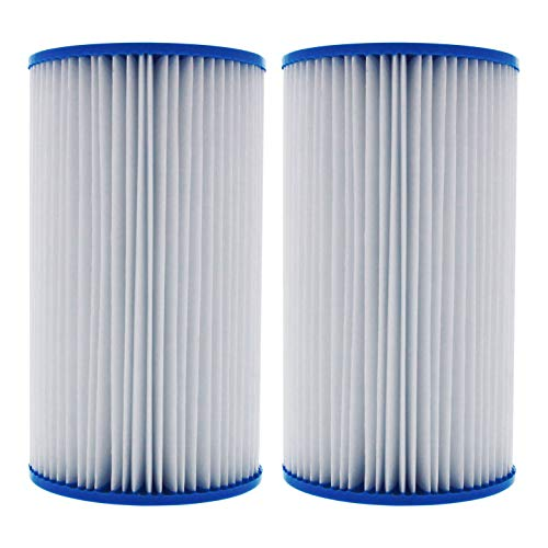 Tier1 Pleatco-PIN20, Unicel C-5315 Comparable Replacement Filter Cartridge 2-Pack