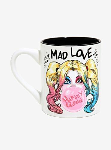 41U9zzcGxeL Harley Quinn Travel Mugs