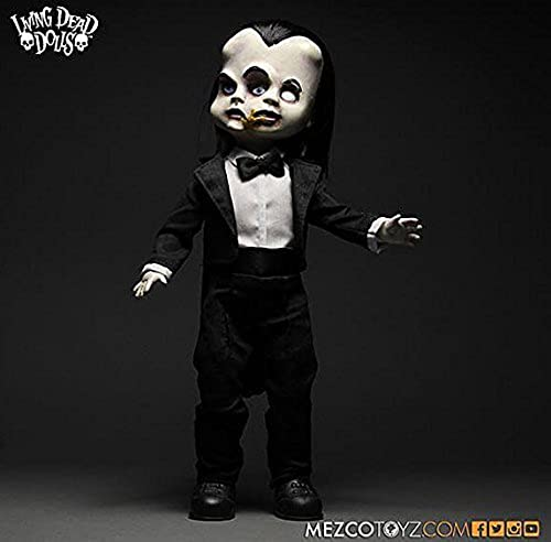 Living Dead Dolls Series 30 Freakshow Edgrr 10.5  Doll by Living Dead Dolls