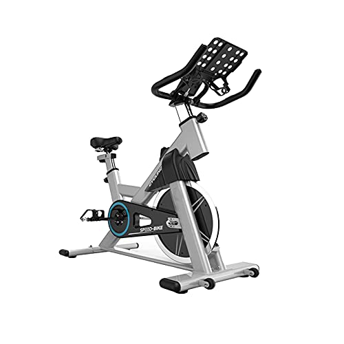 N&W Spinning Bicycles Sports Equipment Home Fitness Equipment Indoor Fitness Ultra-Quiet Large Flywheel Belt Drive Black