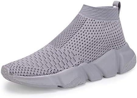 CHUI Boys Girls Breathable Sneakers Mesh Lightweight...