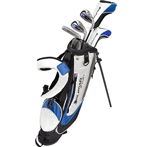 Great Features Of Orlimar Boys VT Sport Junior Golf Complete Set (Ages 9-12), Graphite Hybrids with ...