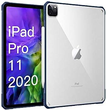 MoKo 11 Inch iPad Pro Clear Bumper Case