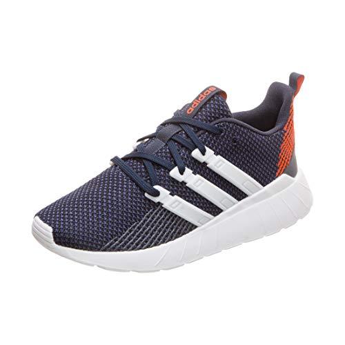 adidas Performance Questar Flow Sneaker Kinder dunkelblau/Weiss, 5 UK - 38 EU - 5.5 US