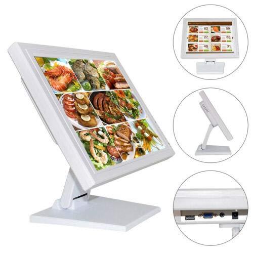 Monitor LED (1024x768P, 15 pulgadas, HDMI, VGA, USB, POS)