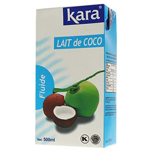 KARA Lait de coco (brique) 500ml