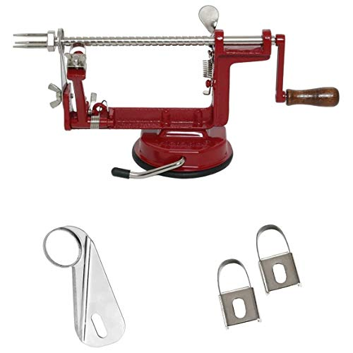 Johnny Apple Peeler with Suction Base VKP1010 + (1)...
