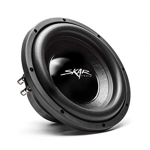 Skar Audio IX-10 D4 10' 400 Watt Max Power Dual 4 Ohm Car Subwoofer