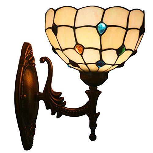 Lámpara de Pared de Estilo Barroco Europeo de Tiffany Lámp