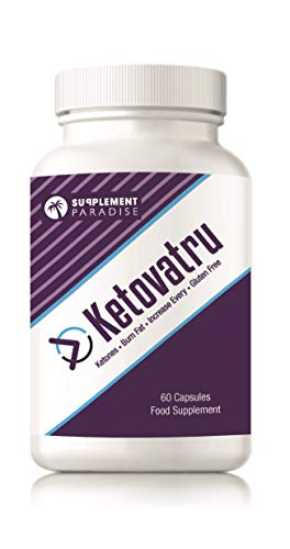 KETOVATRU - Burn Fat - Weight Loss Formula - 1 Month Supply