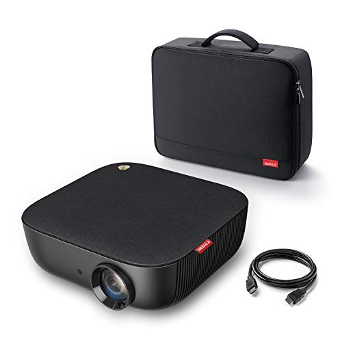 Anker Nebula Prizm II projector + carrying case